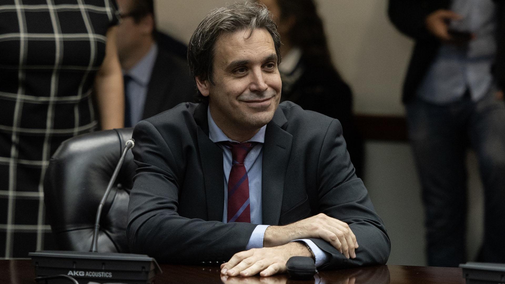 Juez Alejo Ramos Padilla (Adrián Escandar)