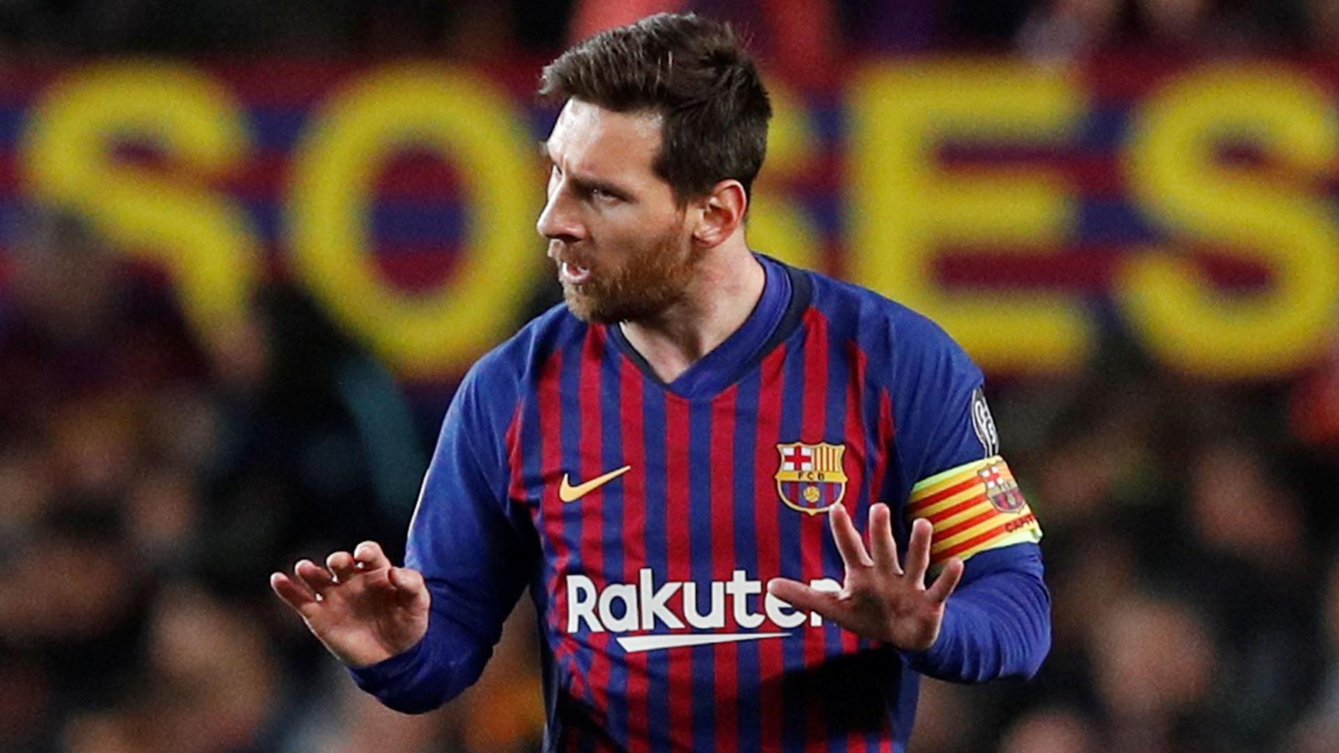 Barcelona goleó 3 a 0 al Manchester United y se clasificó a las semifinales de la Champions League (REUTERS)