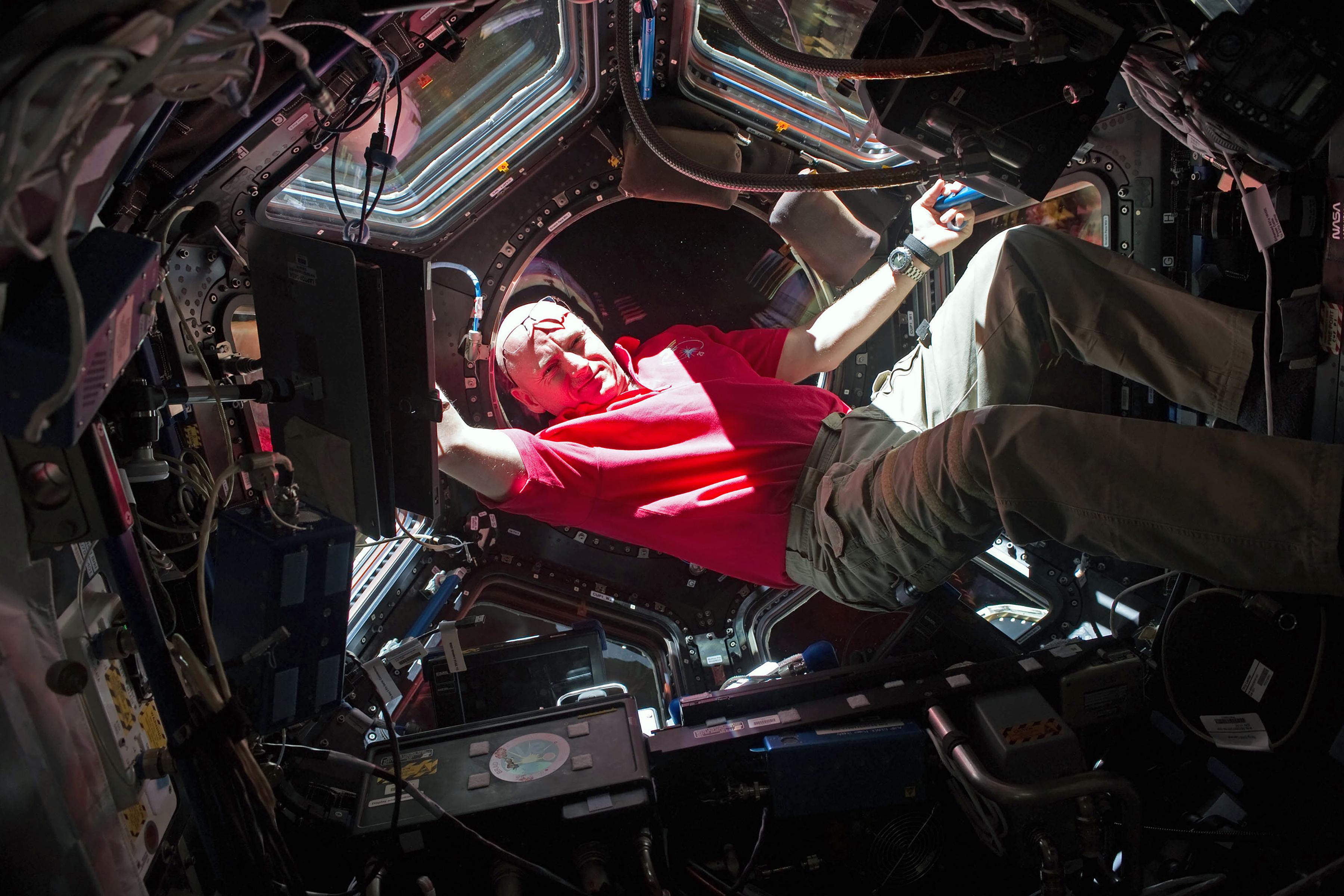 (JSC/NASA via The New York Times)