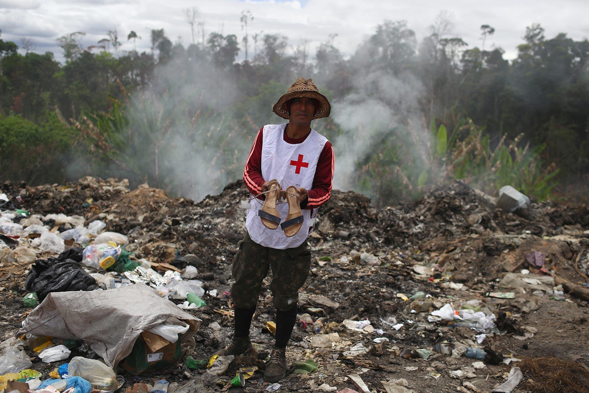 Más de 40.000 venezolanos han aumentado la población de la capital del estado Boa Vista un 11 por ciento, dijo la alcaldesa Tereza Surita (REUTERS/Pilar Olivares)