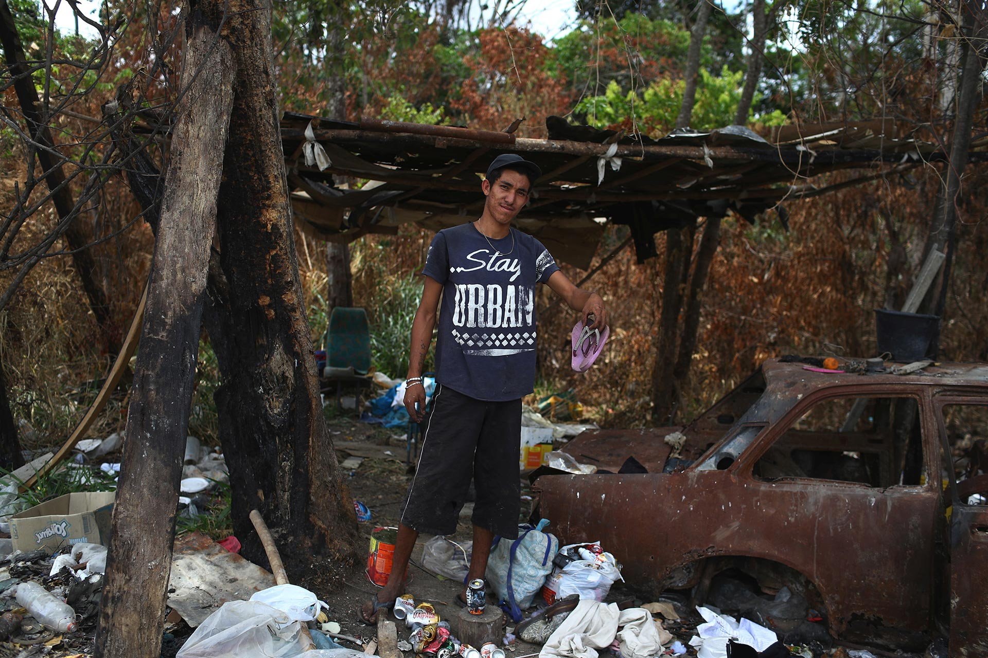 Alrededor de 3,7 millones de personas han abandonado Venezuela en los últimos años (REUTERS/Pilar Olivares)