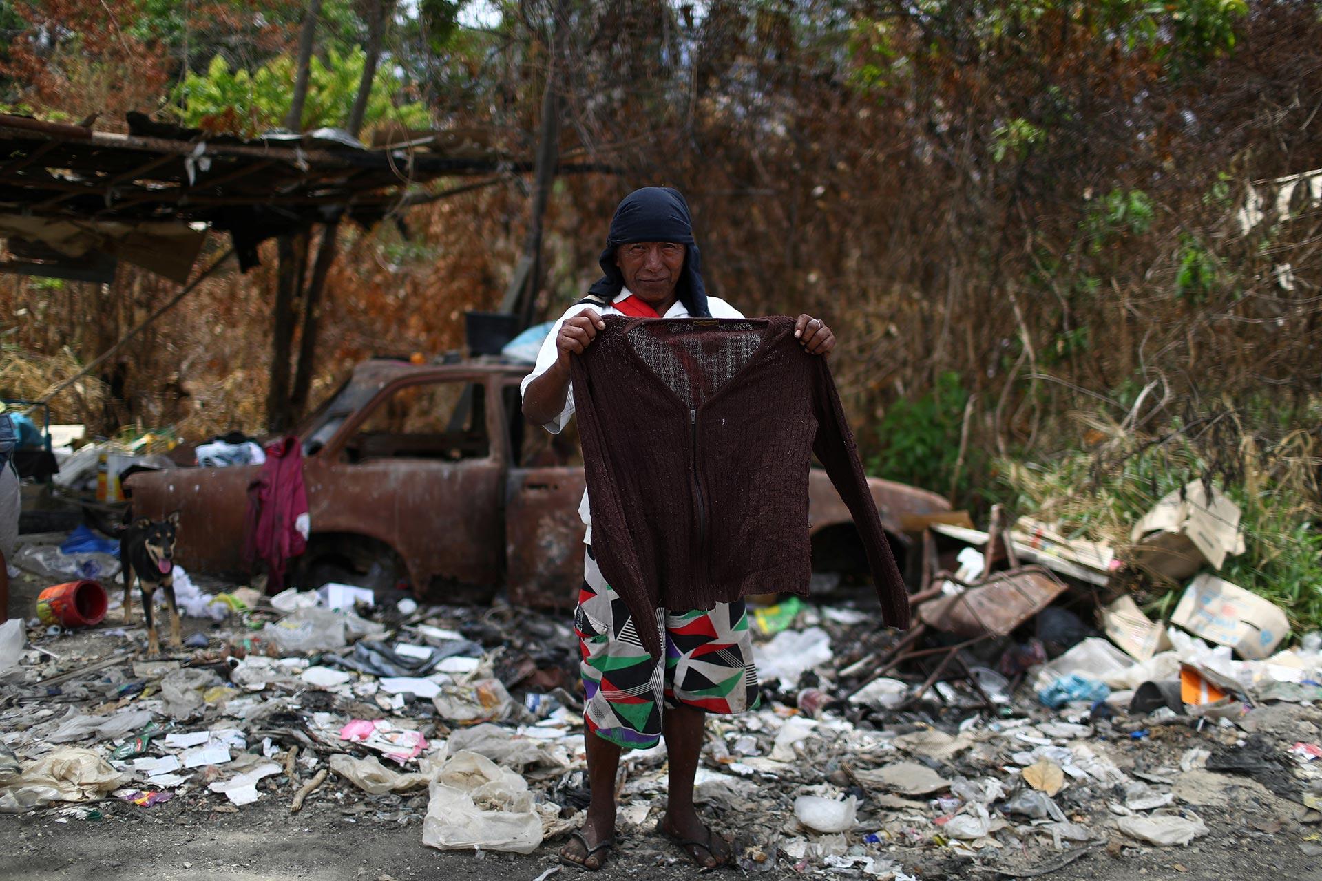 El flujo migratorio también ha sido un dolor de cabeza para el nuevo gobierno de Brasil (REUTERS/Pilar Olivares)