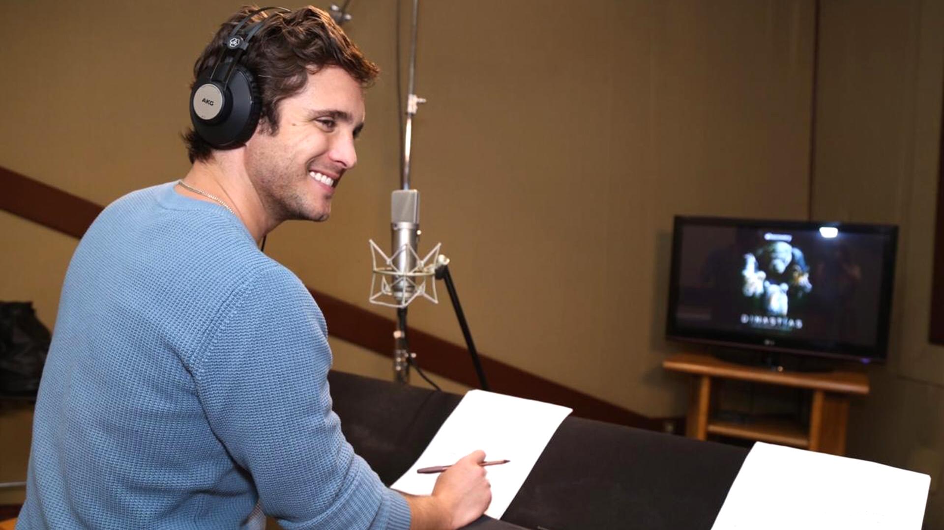 El actor protagonizó la serie basada en la vida del cantante Luis Miguel (Foto: Instagram – @diego)