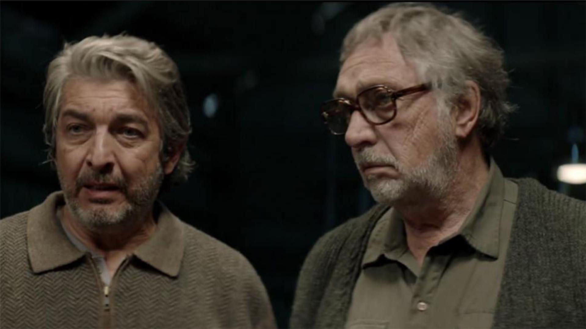 """Ricardo Darín y Luis Brandoni, los protagonistas de """"Mi cuñado"""" se reencuentran en la película """"La odisea de los giles"""""""