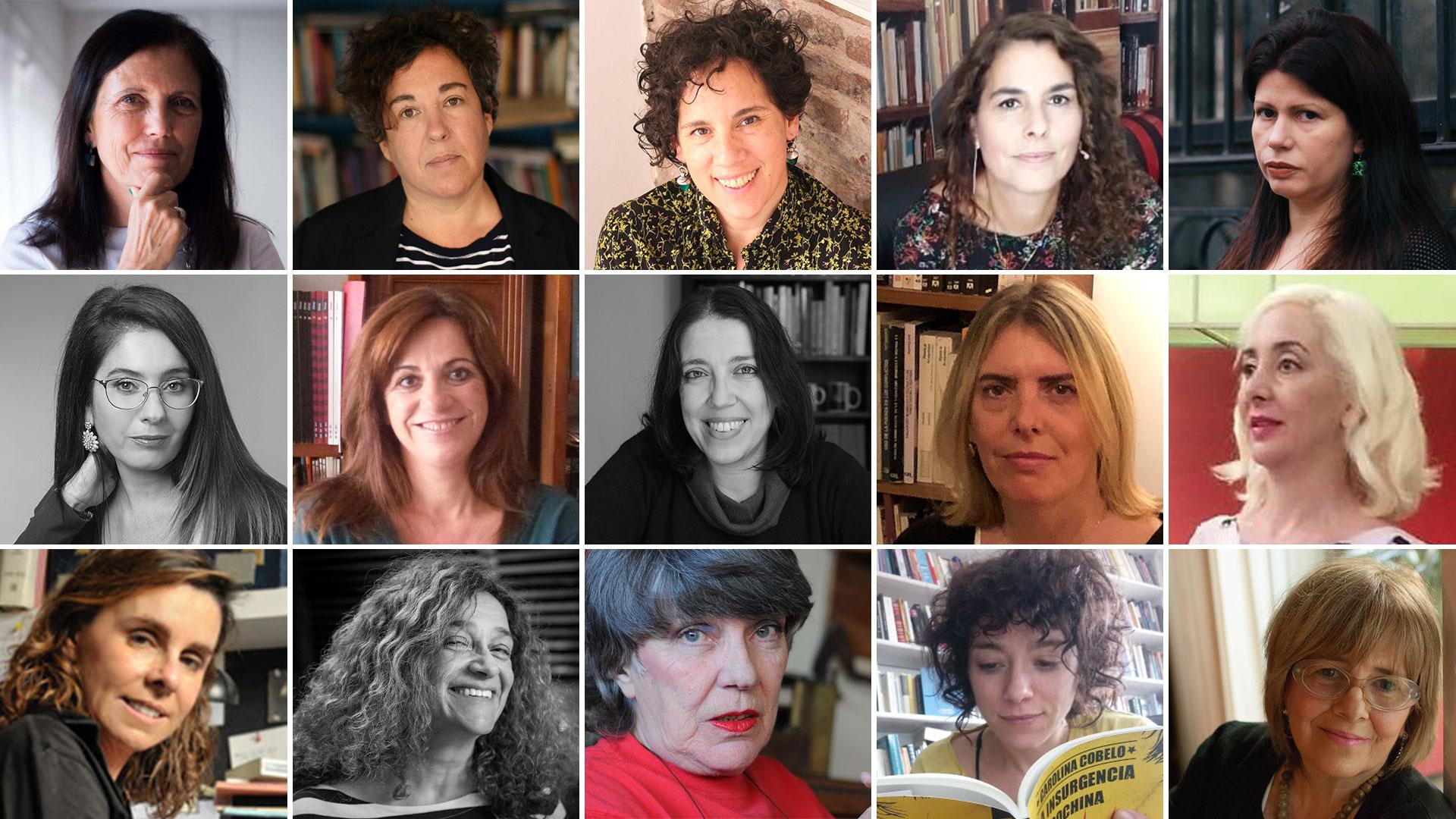 La hora de las mujeres en la novela negra
