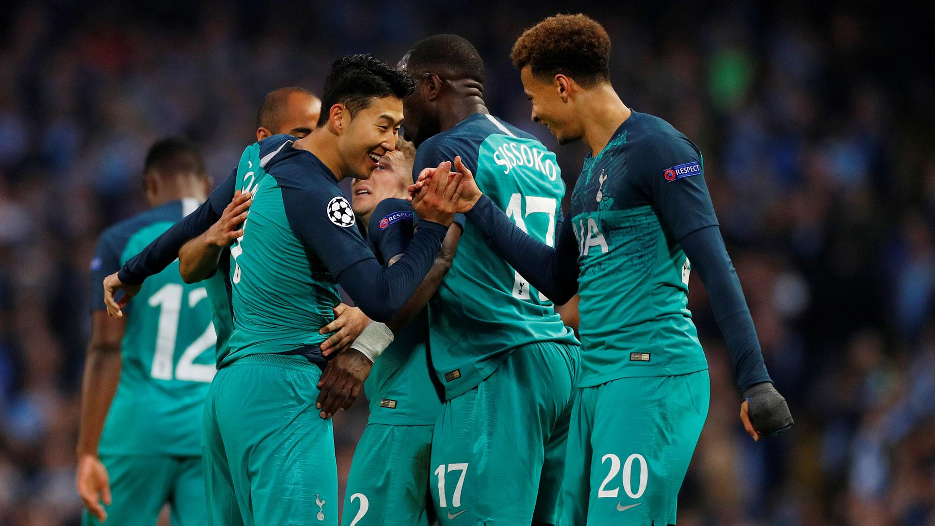 En Un Partido Vibrante El Tottenham Eliminó Al Manchester