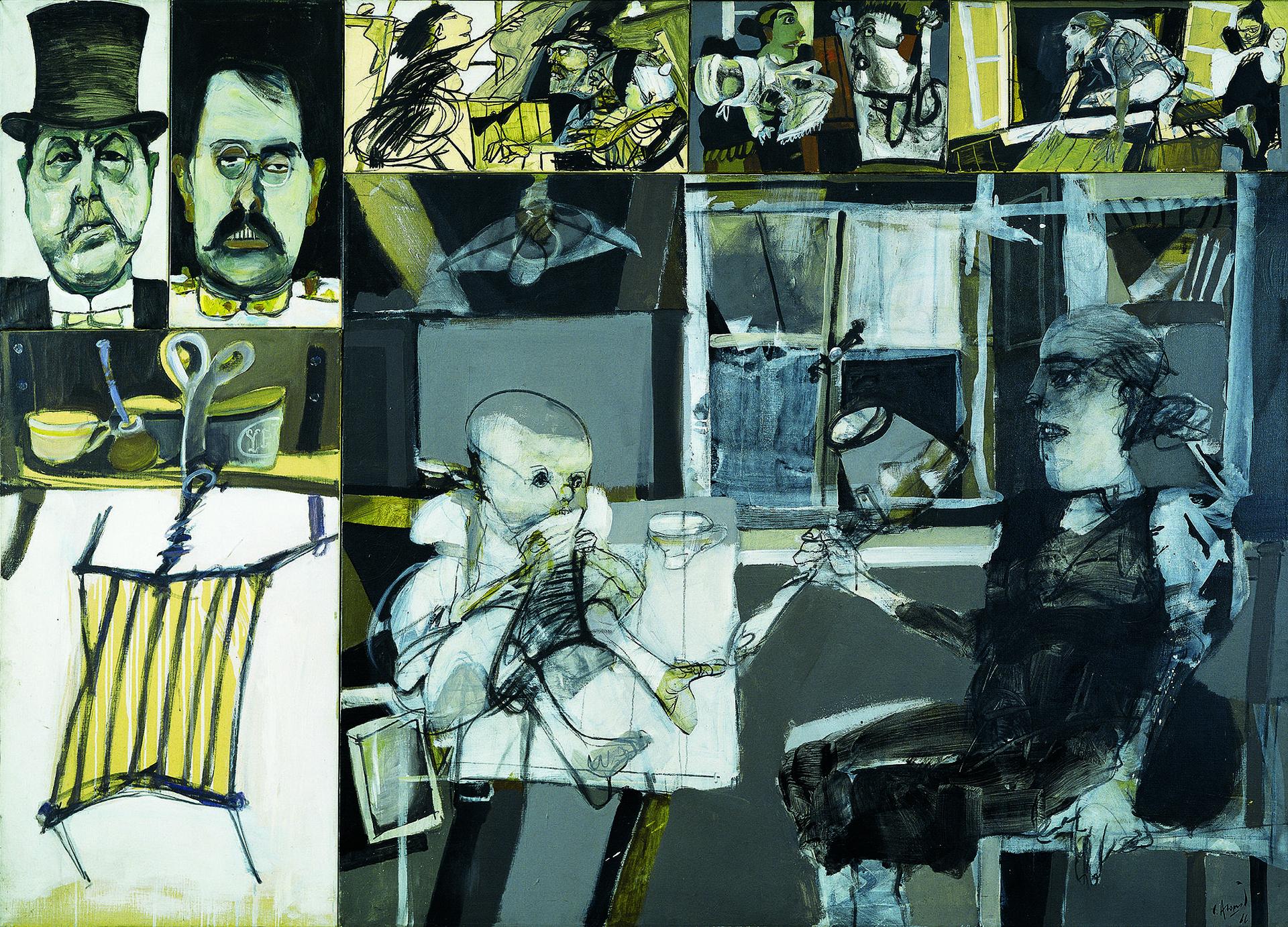 Carlos Alonso: pincel y corazón de un artista universal - Infobae