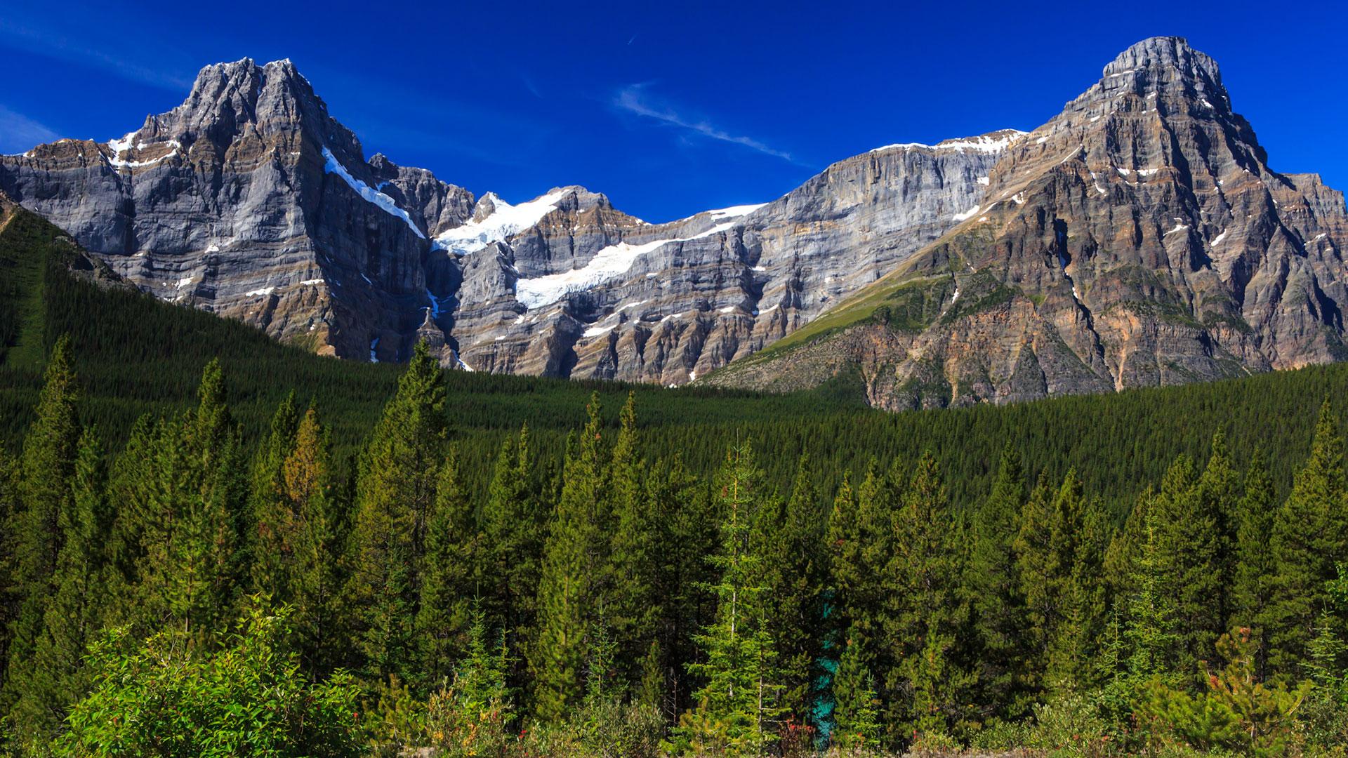 Así es House Peak, la montaña en donde murieron los tres alpinistas