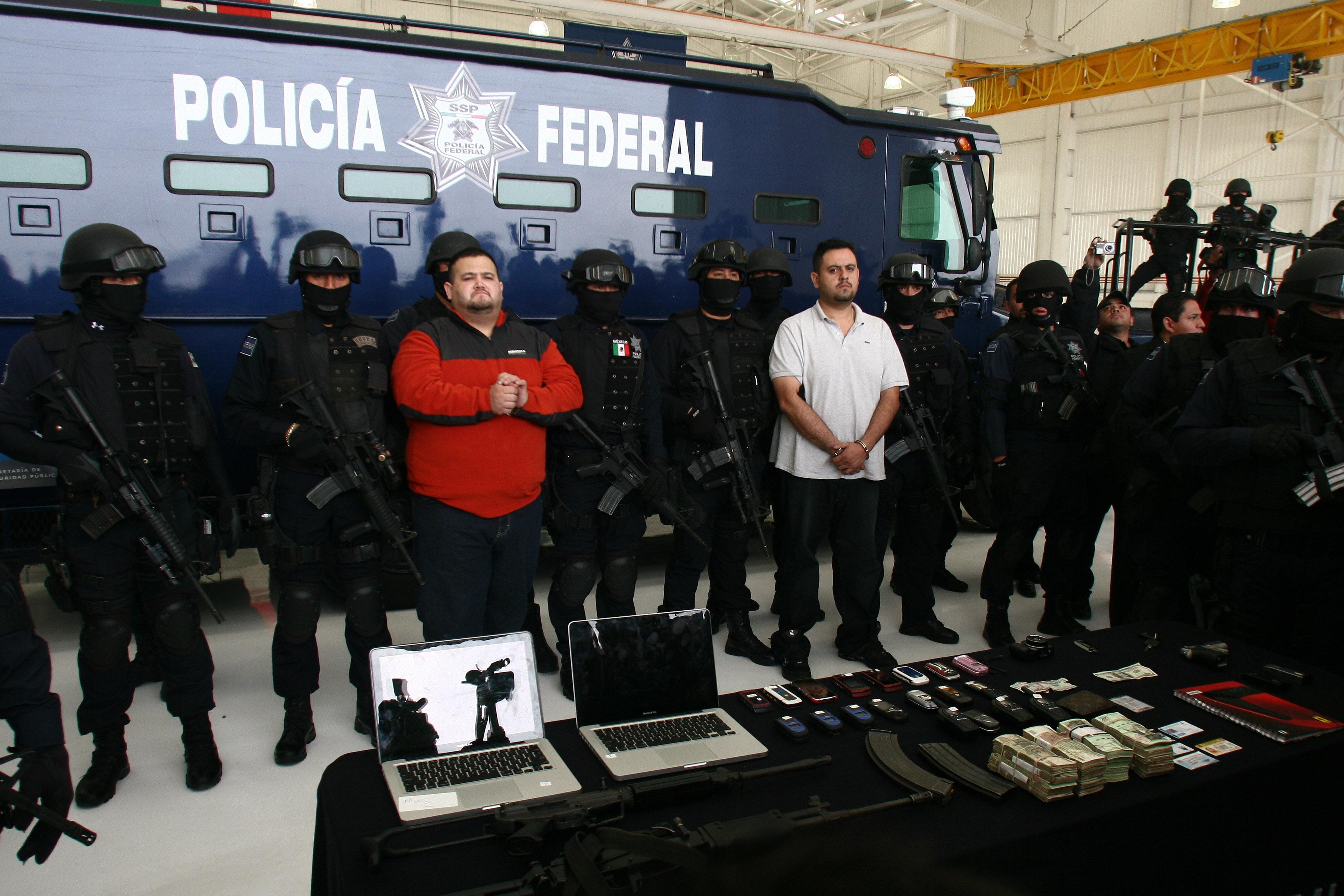 Teodoro García Simentel, lugarteniente del Cártel de Tijuana fue detenido (Foto: SAòL LîPEZ/CUARTOSCURO.COM)