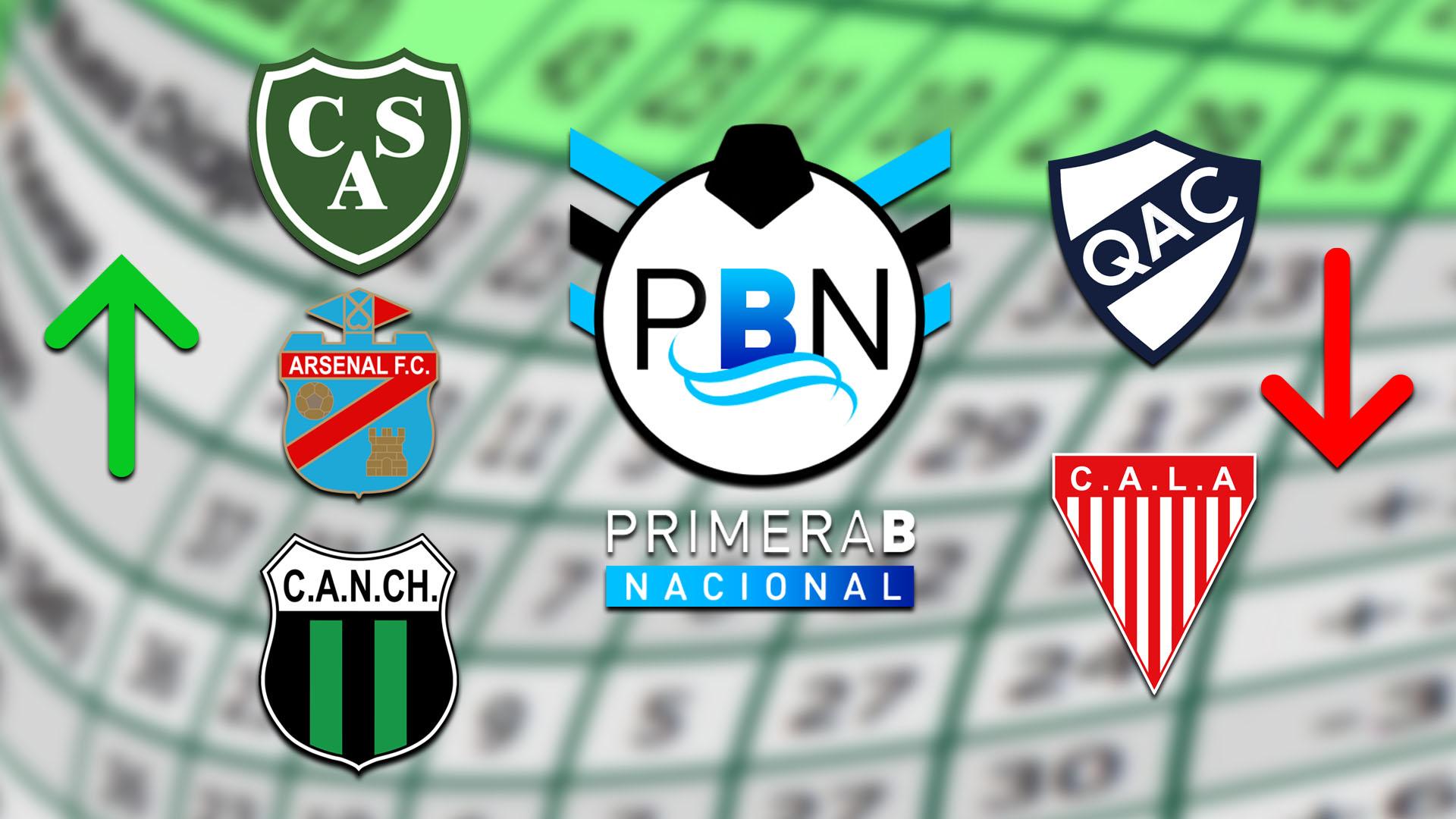 Sarmiento, Arsenal y Nueva Chicago irán por el ascenso a la Superliga el domingo.