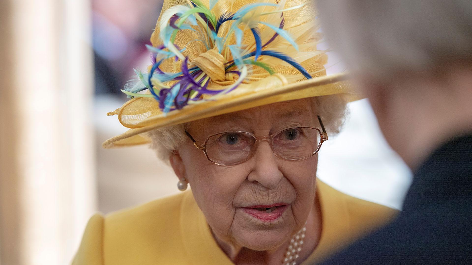 La reina fue coronada el 2 de junio de 1953