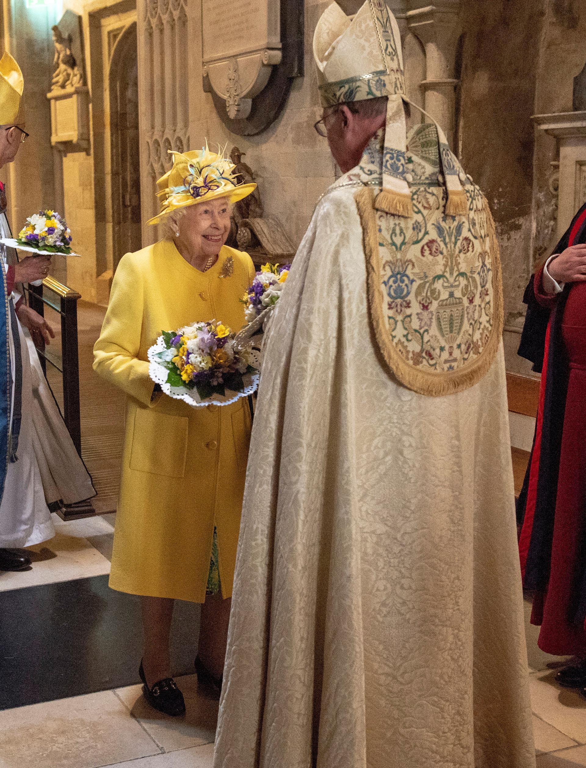 La reina Isabel se prepara para festejar su cumpleaños el próximo 21 de abril