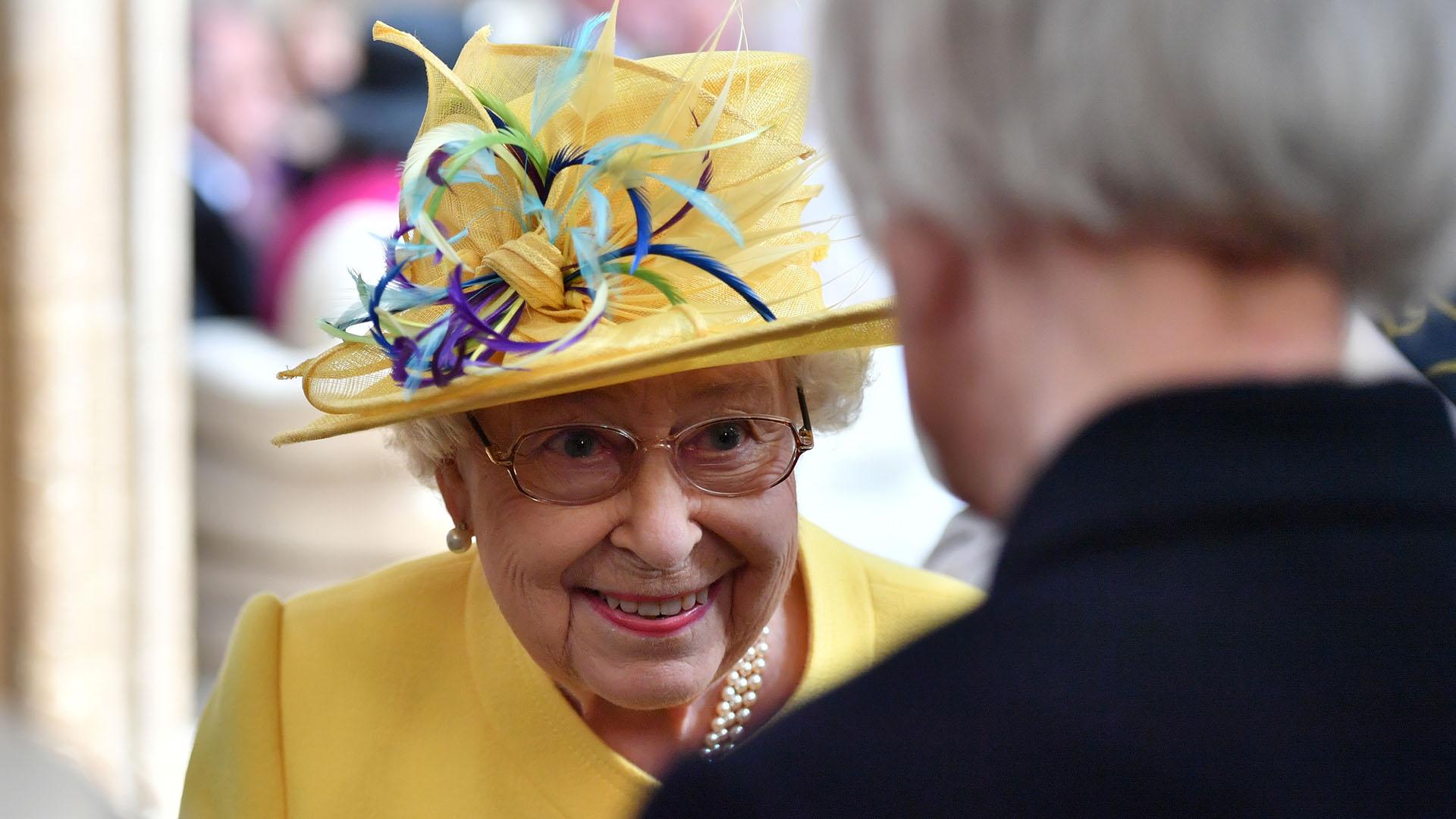 A los 92 años, la monarca no resigna su abultada agenda de compromisos y se muestra llena de vitalidad