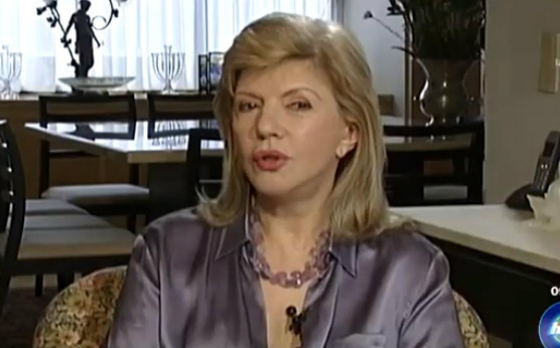 Zarattini se destacó por sus historias originales en Televisa (Captura Programa Hoy)