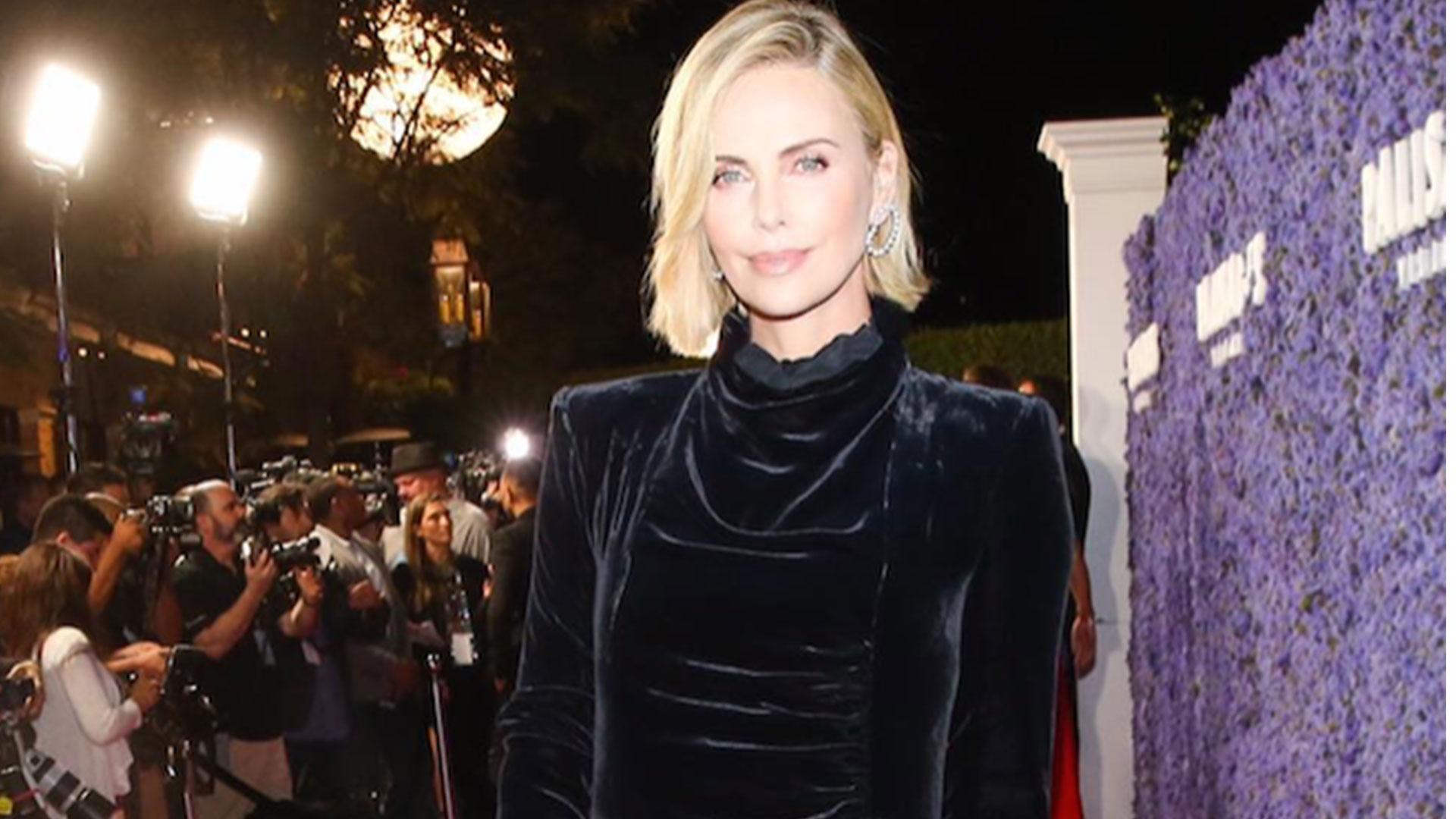 La revelación de Charlize Theron: confirmó que su hija Jackson es transgénero - Infobae
