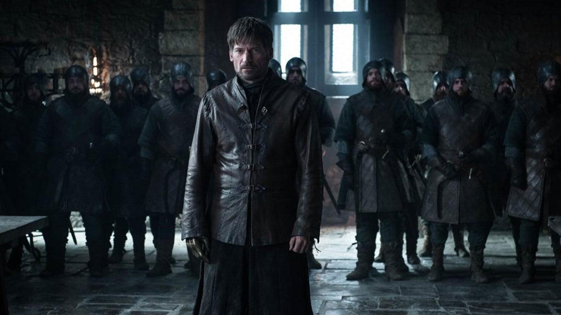 Jaime Lannister llegó a Winterfell para enfrentar al ejército del Night King