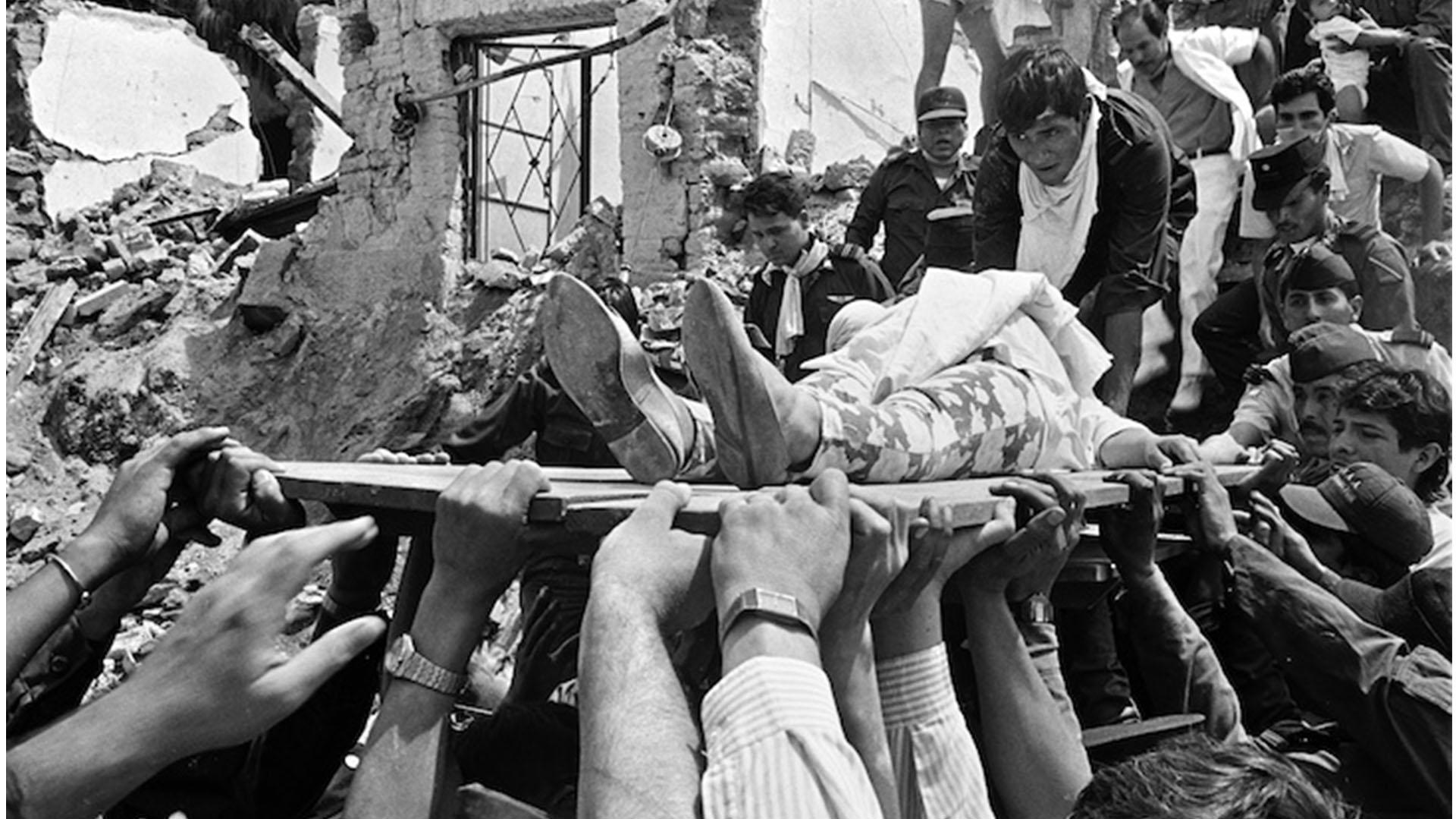 El 22 de abril de 1992 en Guadalajara, personas volaron por los aires, algunas nunca aparecieron (Foto: D.R. José Hernández-Claire)