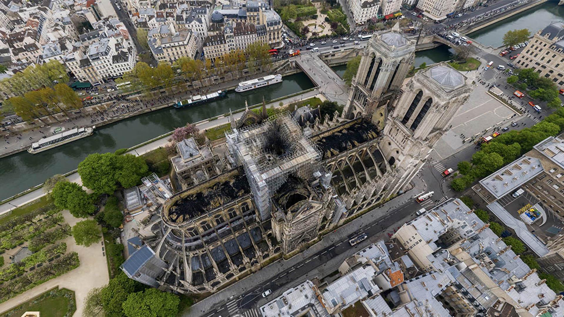 De qué manera habrá de ser la restauración es una parte de un discute que confronta a especialistas de todo el planeta