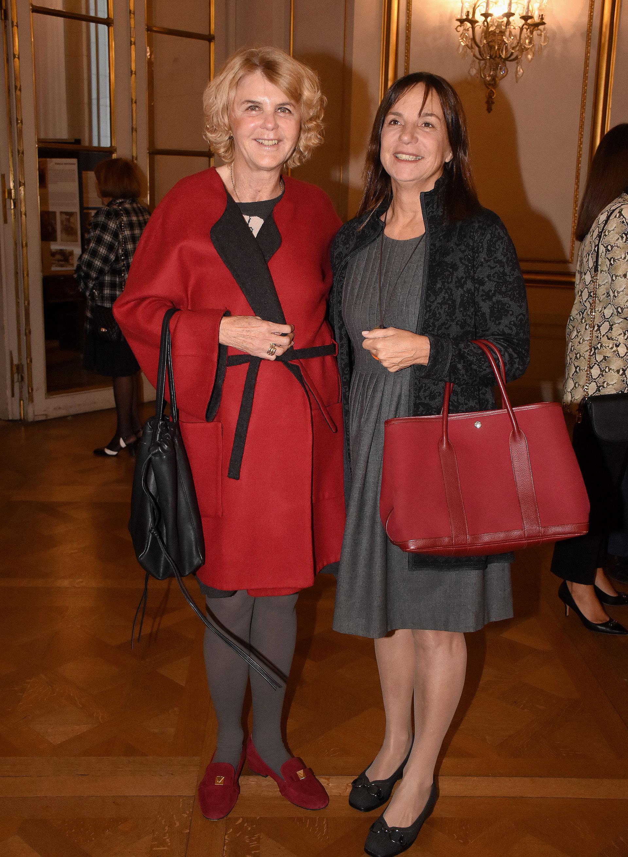 Magdalena Cordero y María Mazzini de Blaquier