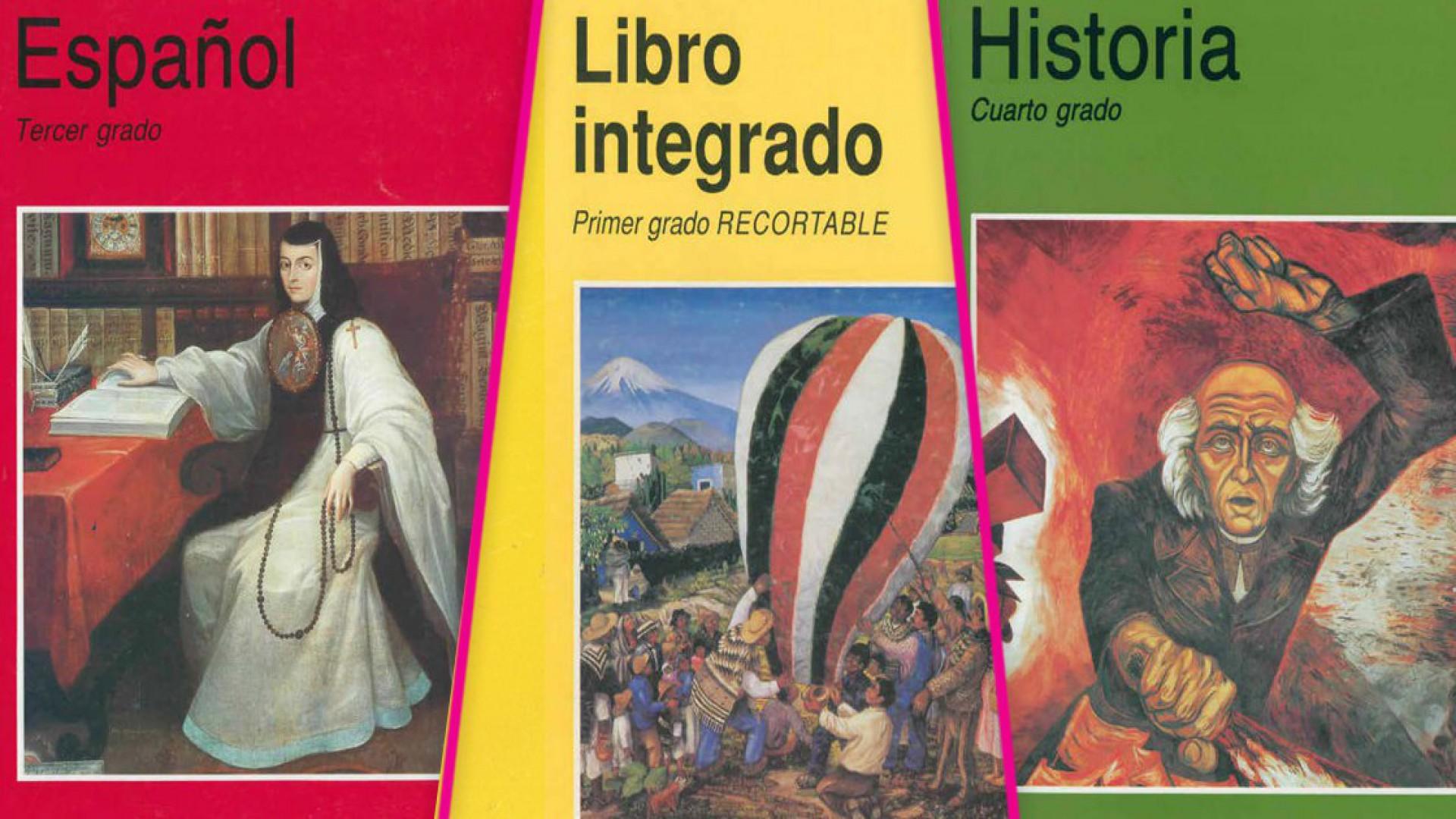 Las últimas entregas de libros ha estado envueltas en la polémica por los errores que incluyen (Foto: SEP)