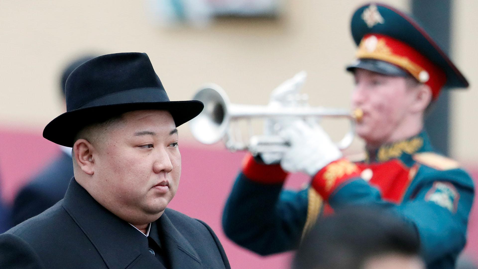 ¿Guardará rencor el dictador contra los responsables del pequeño desliz? Su reputación lo precede (REUTERS/Shamil Zhumatov)
