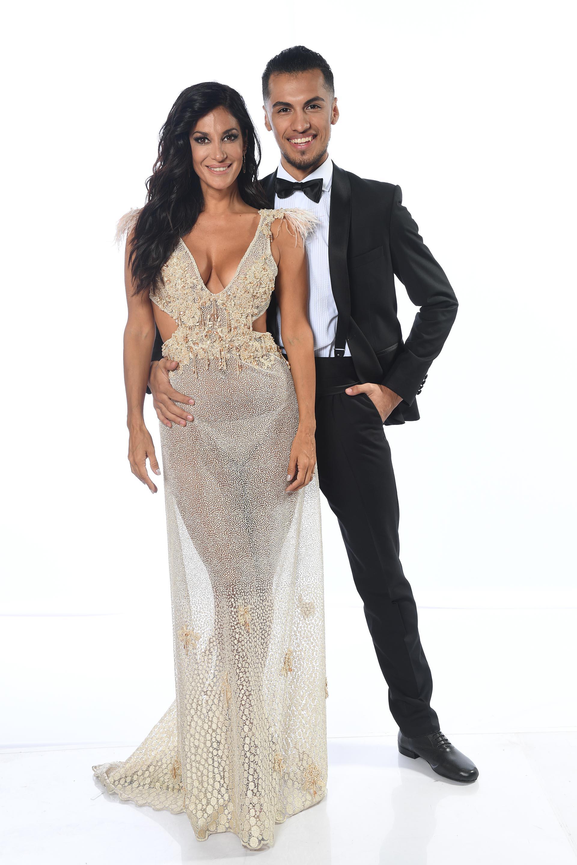 Silvina Escudero y Johnny Lazarte