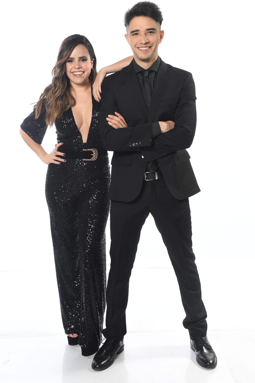 Sofía Morandi y Julián Serrano defenderán su título