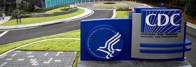 La fachada de elCDC en la capital del país, Washington D.C. (Foto: Cortesía CDC)