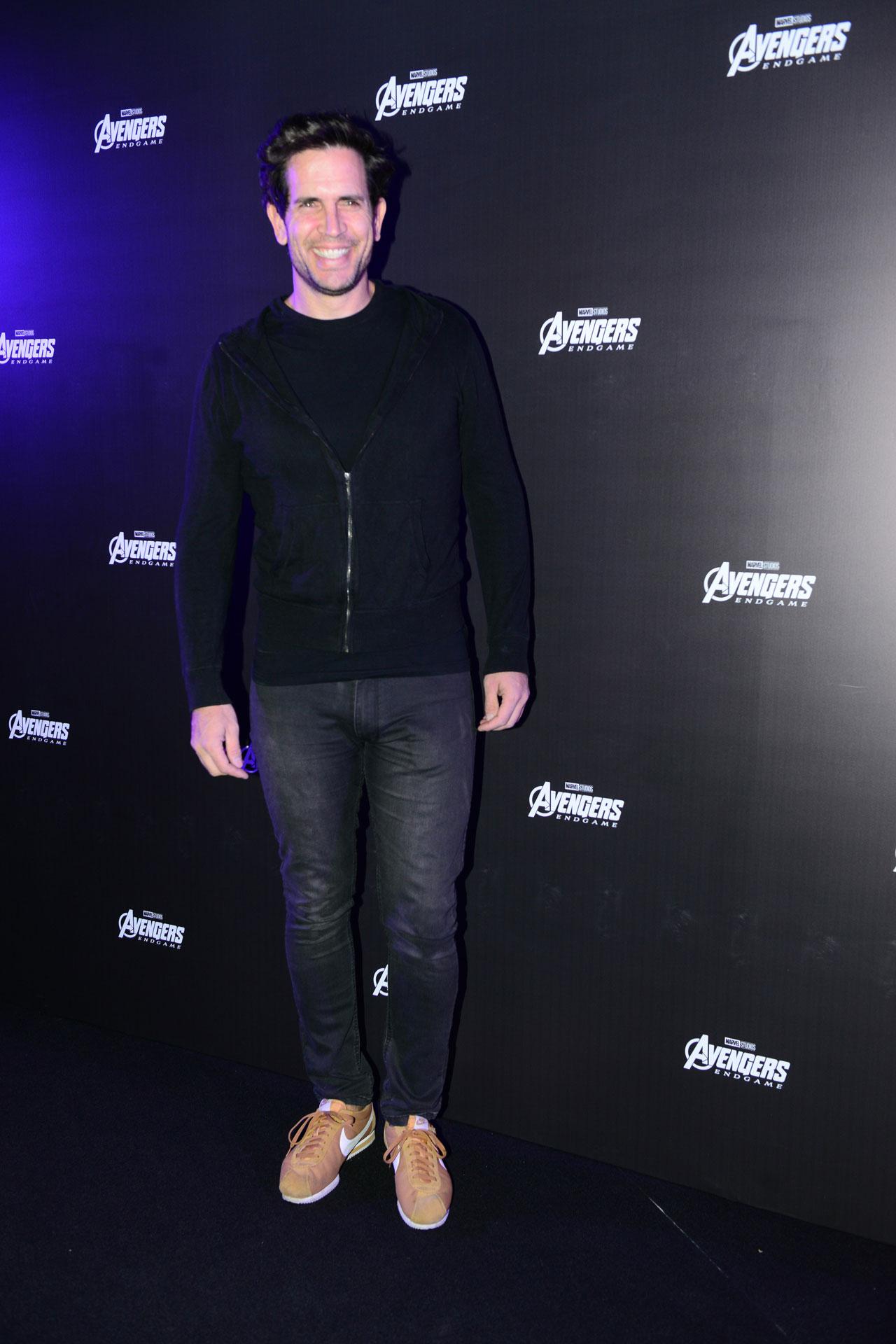 Diego Ramos.