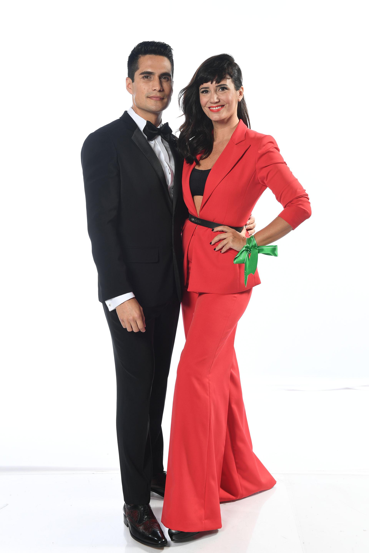 Nicolás Villalba y Griselda Siciliani