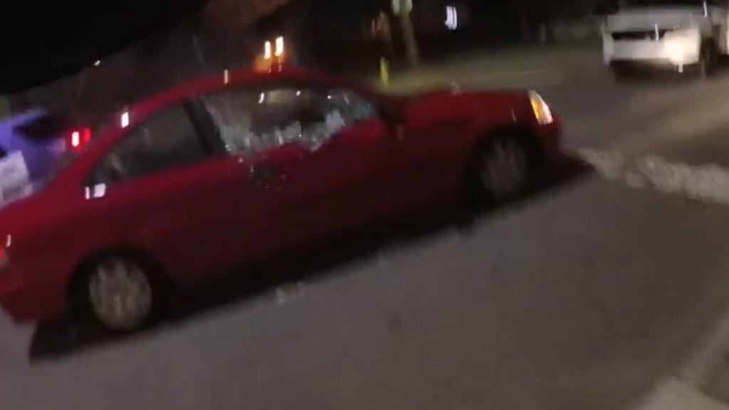 (Foto: Captura de pantalla - Video del Departamento de Policía de Hamden)