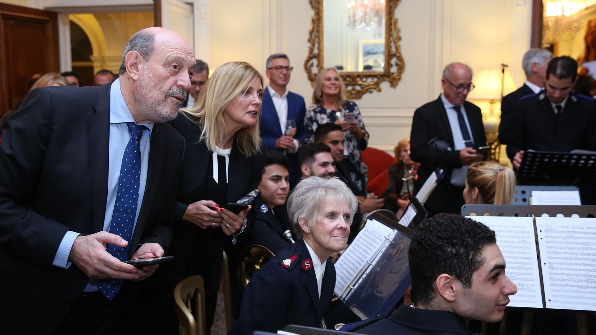 El evento contó con el apoyo de varias empresas británicas, que tuvieron amplia oportunidad para desplegar sus productos y servicios con el sello de excelencia del Reino Unido /// Fotos: Christian Bochichio y Gentileza Embajada británica