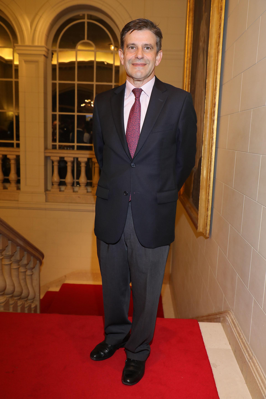 Mario Alejandro Scholz, secretario de Relaciones Internacionales del Bloque UCR-Cambiemos