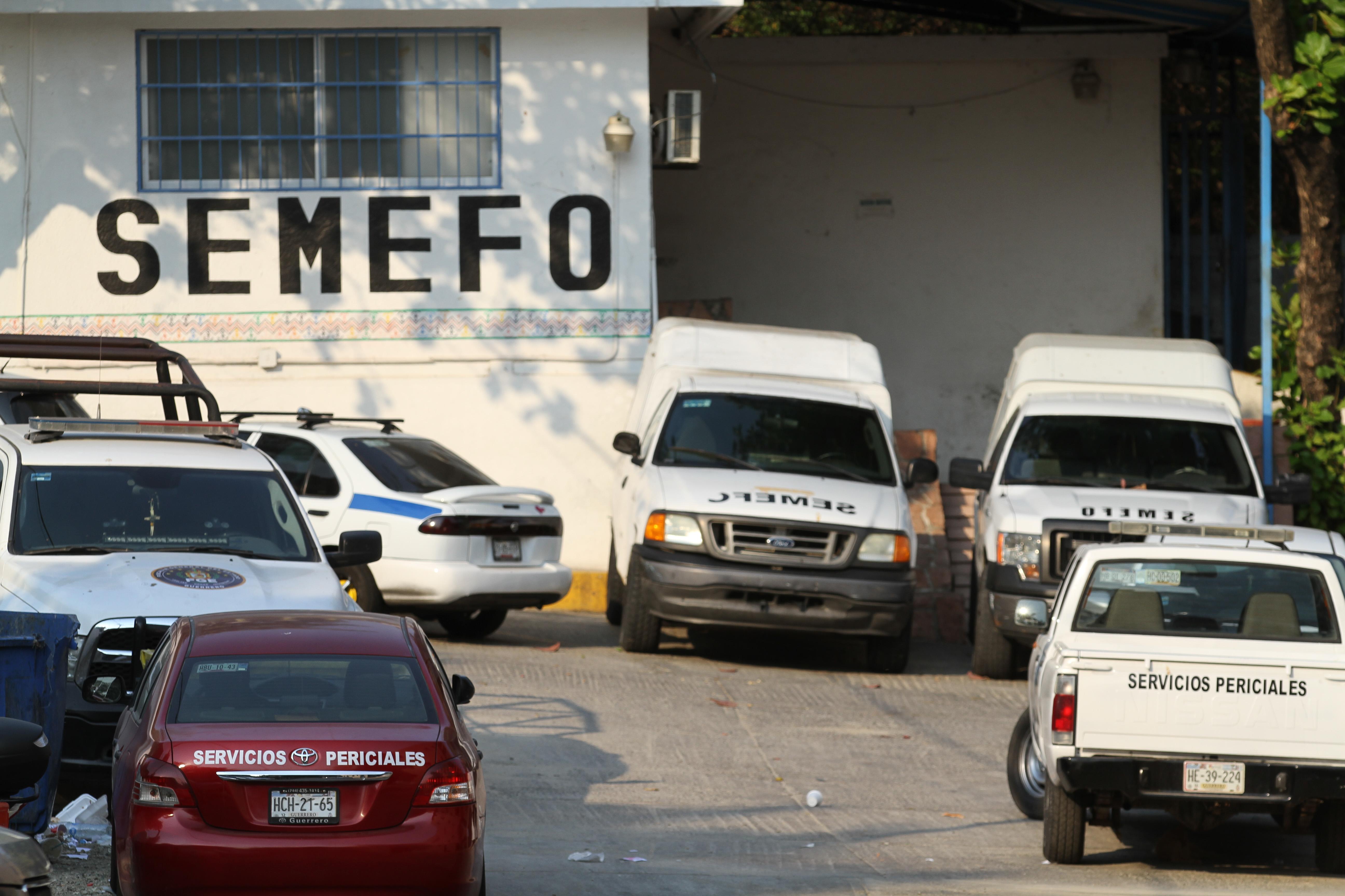 Debido a la acumulación de cuerpos se va a abrir una nueva unidad forense (Foto: BERNANDINO HERNÁNDEZ /CUARTOSCURO)