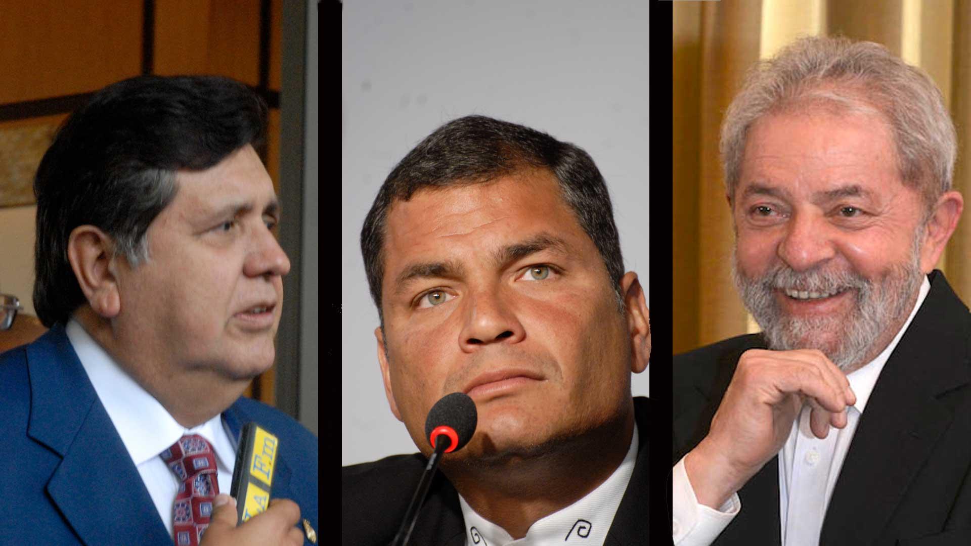 De Lula a Alan García: los casos de corrupción que sacuden a la ...