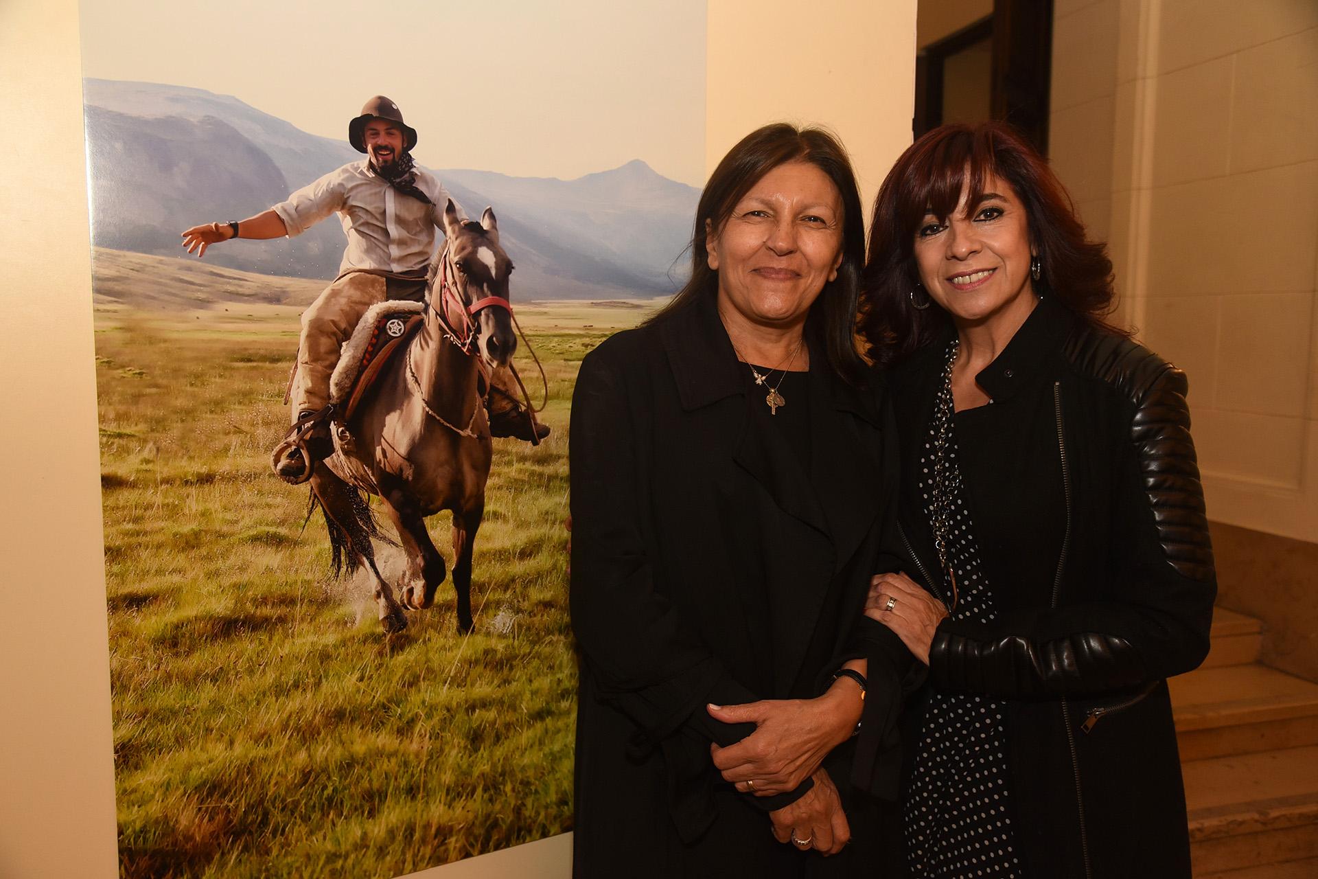 Silvia Irigaray, presidente de la Asociación Civil Madres del Dolor