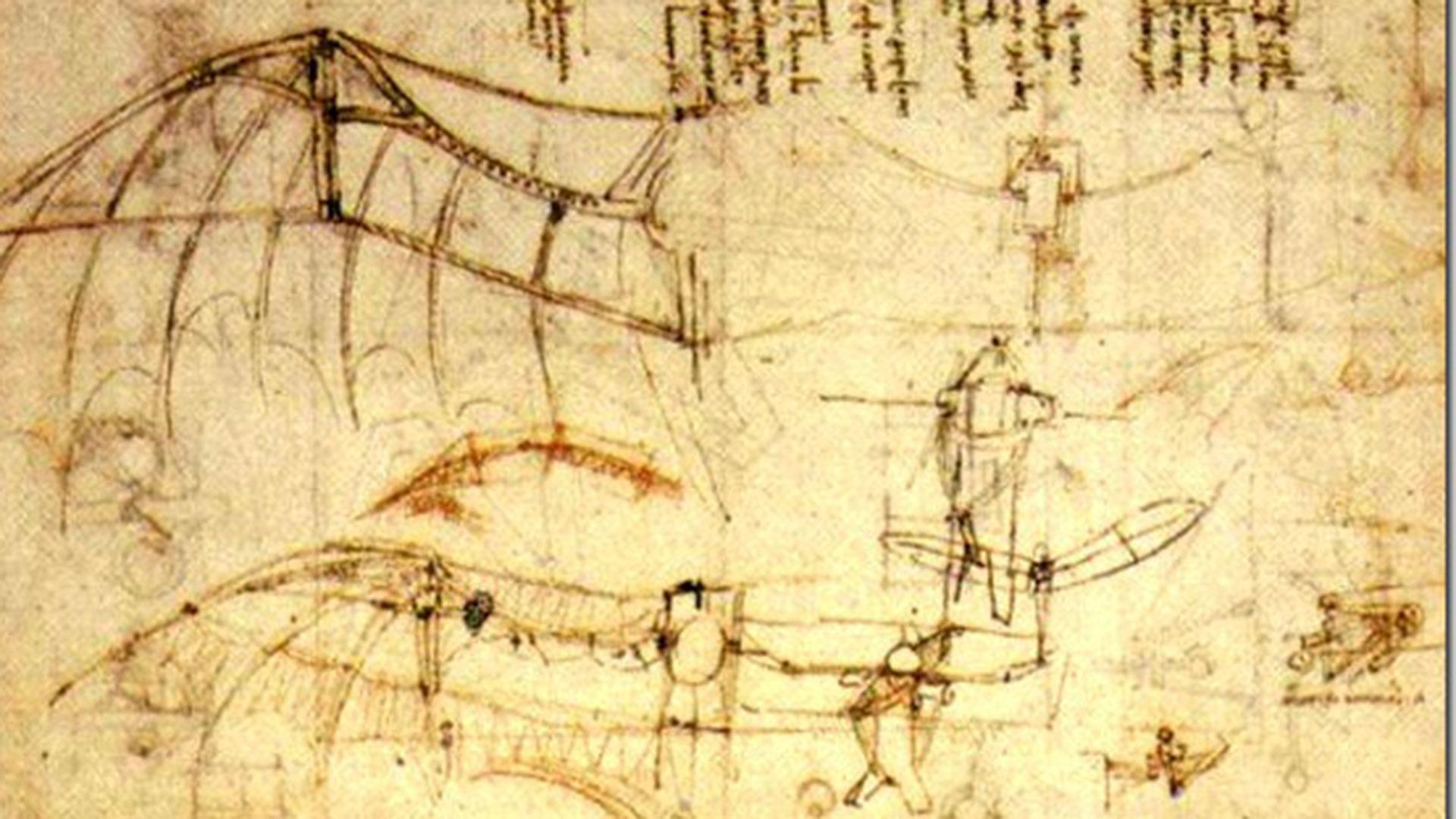 Los 10 Inventos Más Geniales De Leonardo Da Vinci Infobae