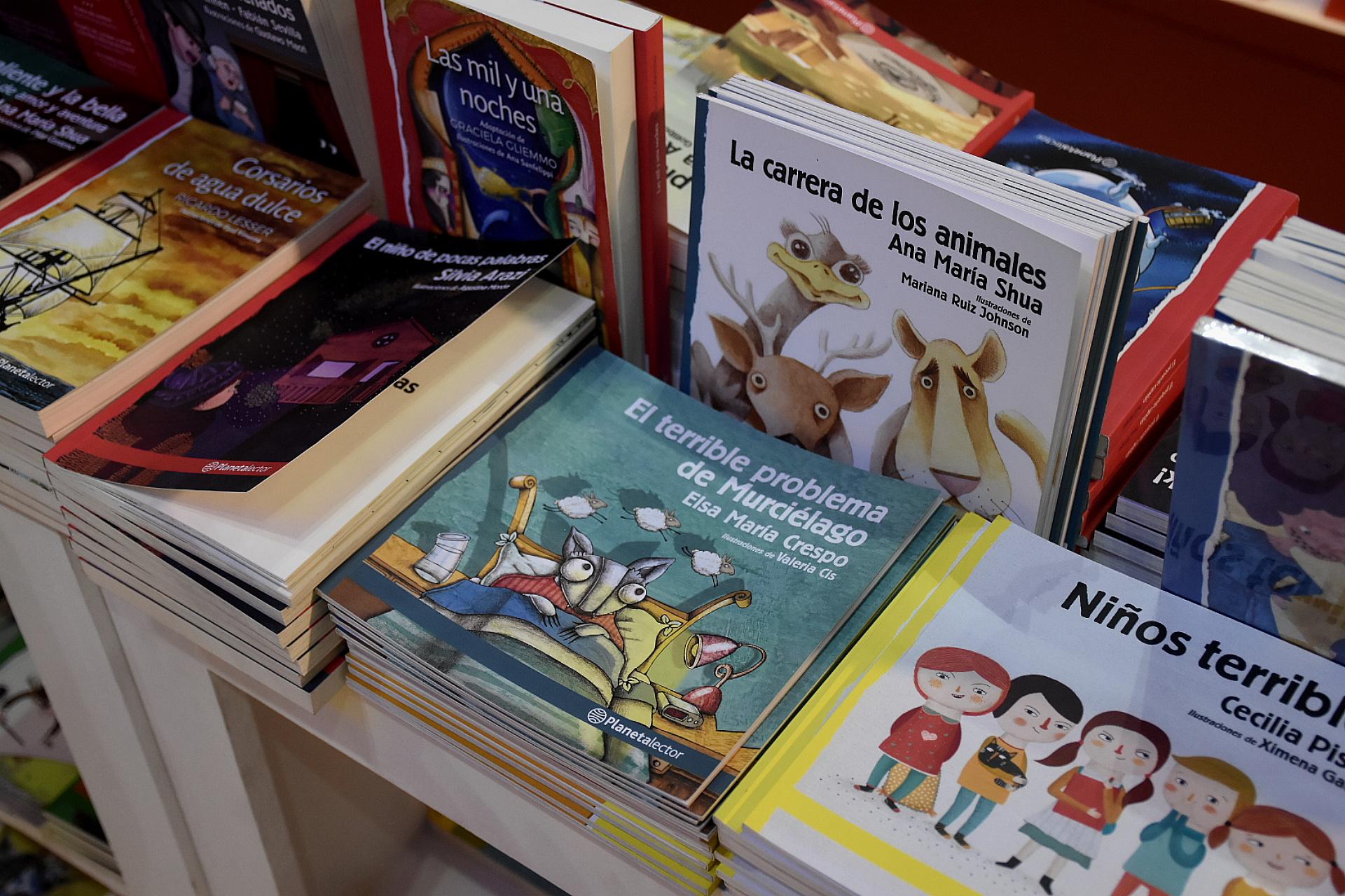 El libro más barato del stand de Planeta (Nicolás Stulberg)