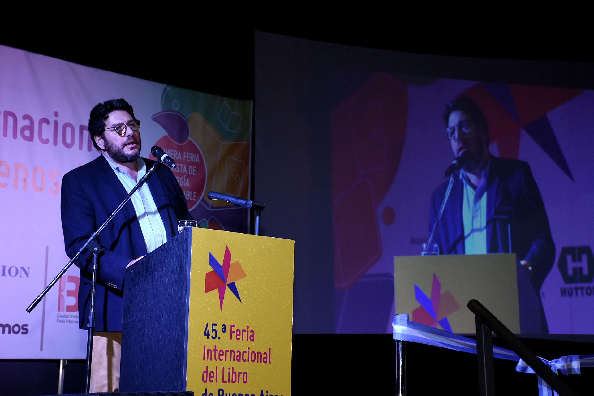 Pablo Avelluto (Nicolás Stulberg)