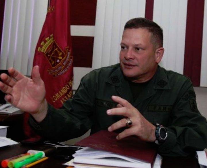 El general Alfonso Torres Páez
