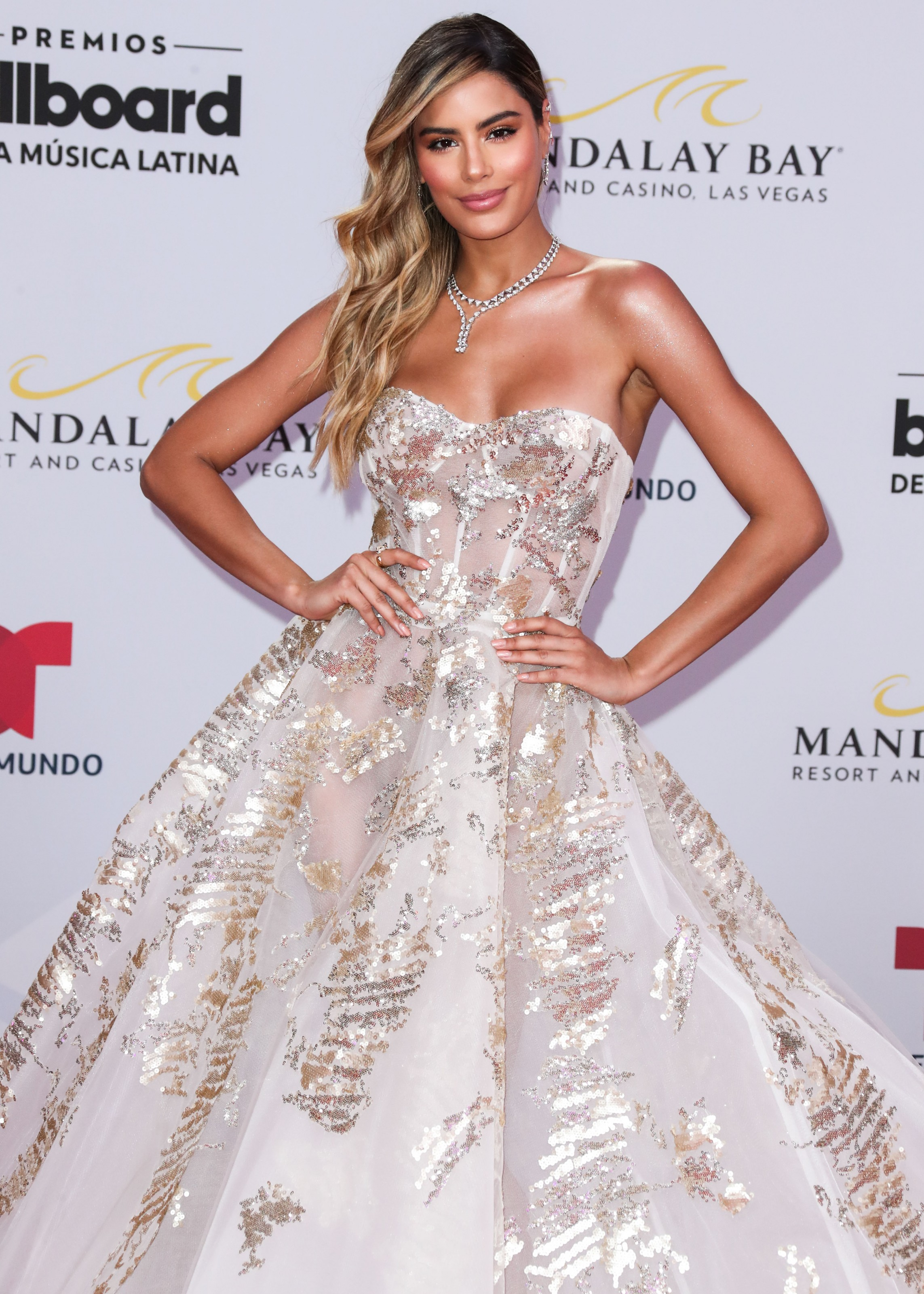 Ariadna Gutierrez (Xavier Collin/Image Press Agency / MEGA)
