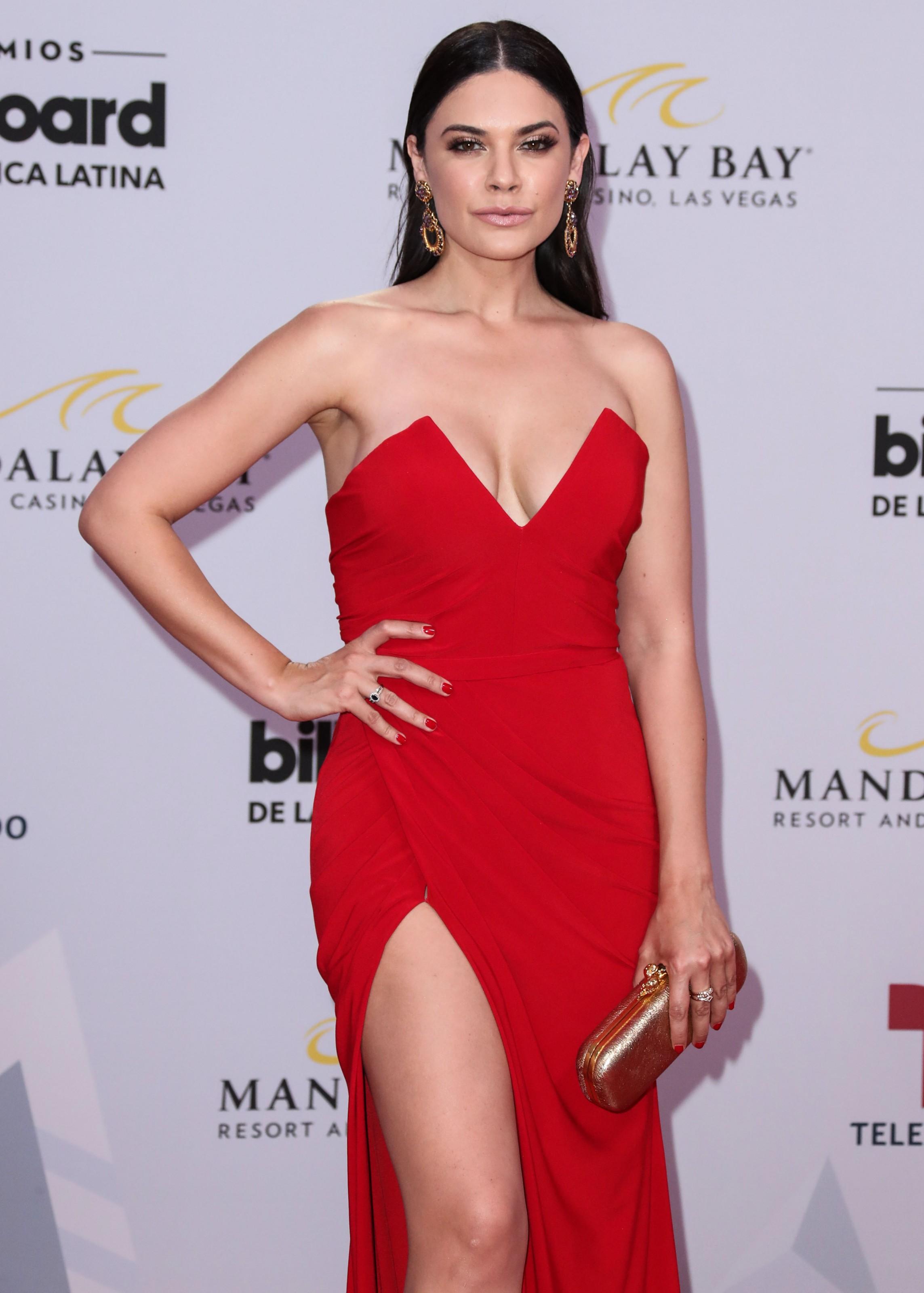 Angelica Celaya (Xavier Collin/Image Press Agency / MEGA)