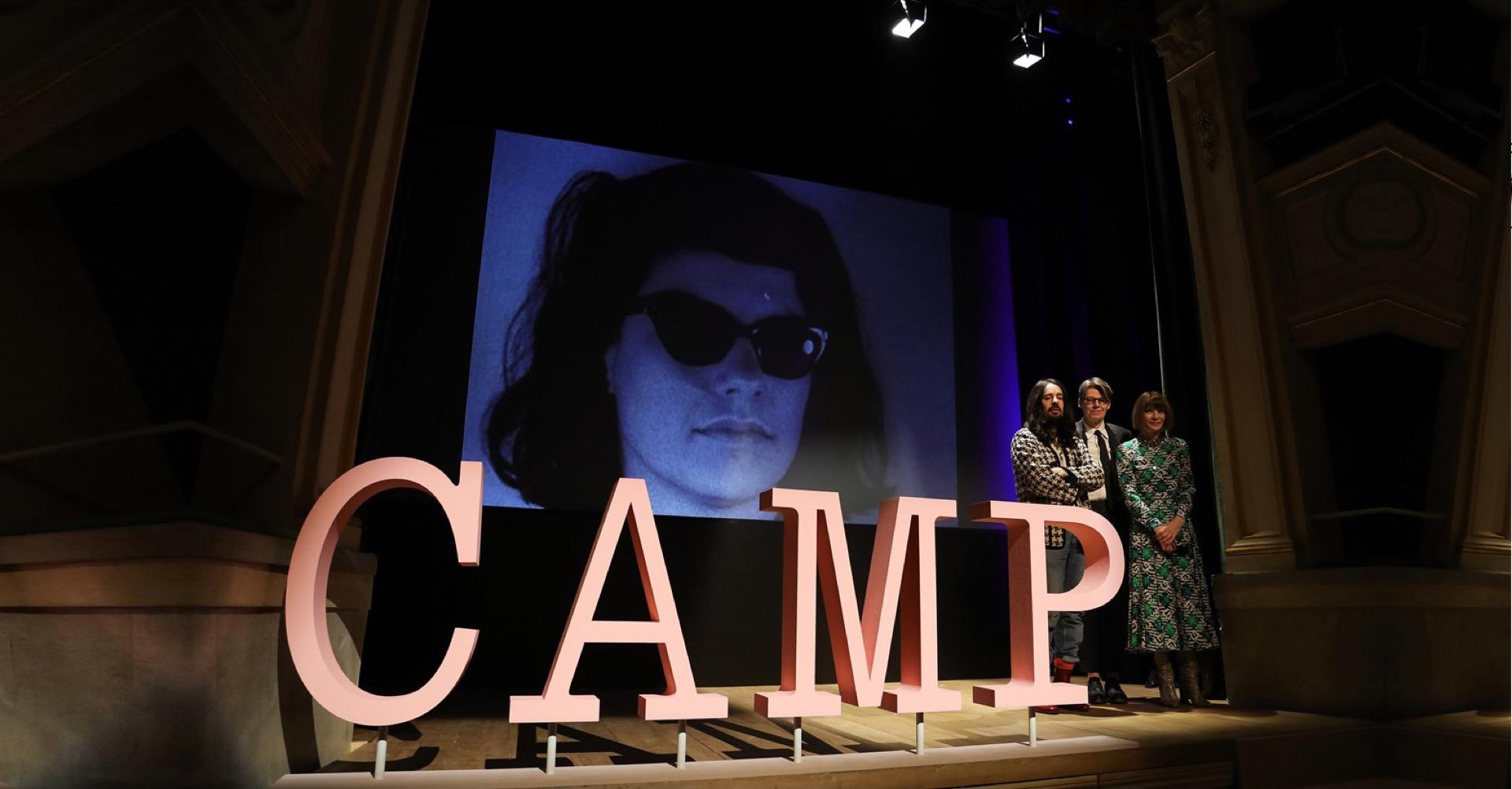 Anna Wintour, la mente detrás del The Costume Insitute del MET y su gala anual.