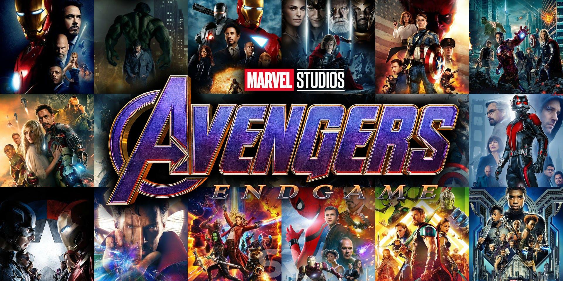 """""""Avengers: Endgame"""" logró convertirse en la película más taquillera de la historia (Foto: Archivo)"""