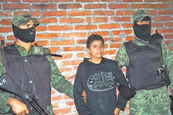 """""""El Ponchis"""" fue capturado por el Ejército (Foto: La Prensa)"""