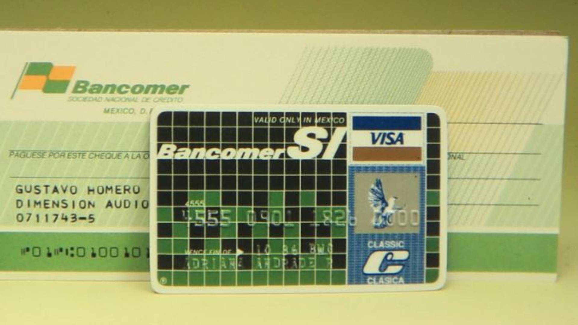 Salió al mercado Bancomer Si, la primera tarjeta de débito en el mercado mexicano (Foto: bbva.com)
