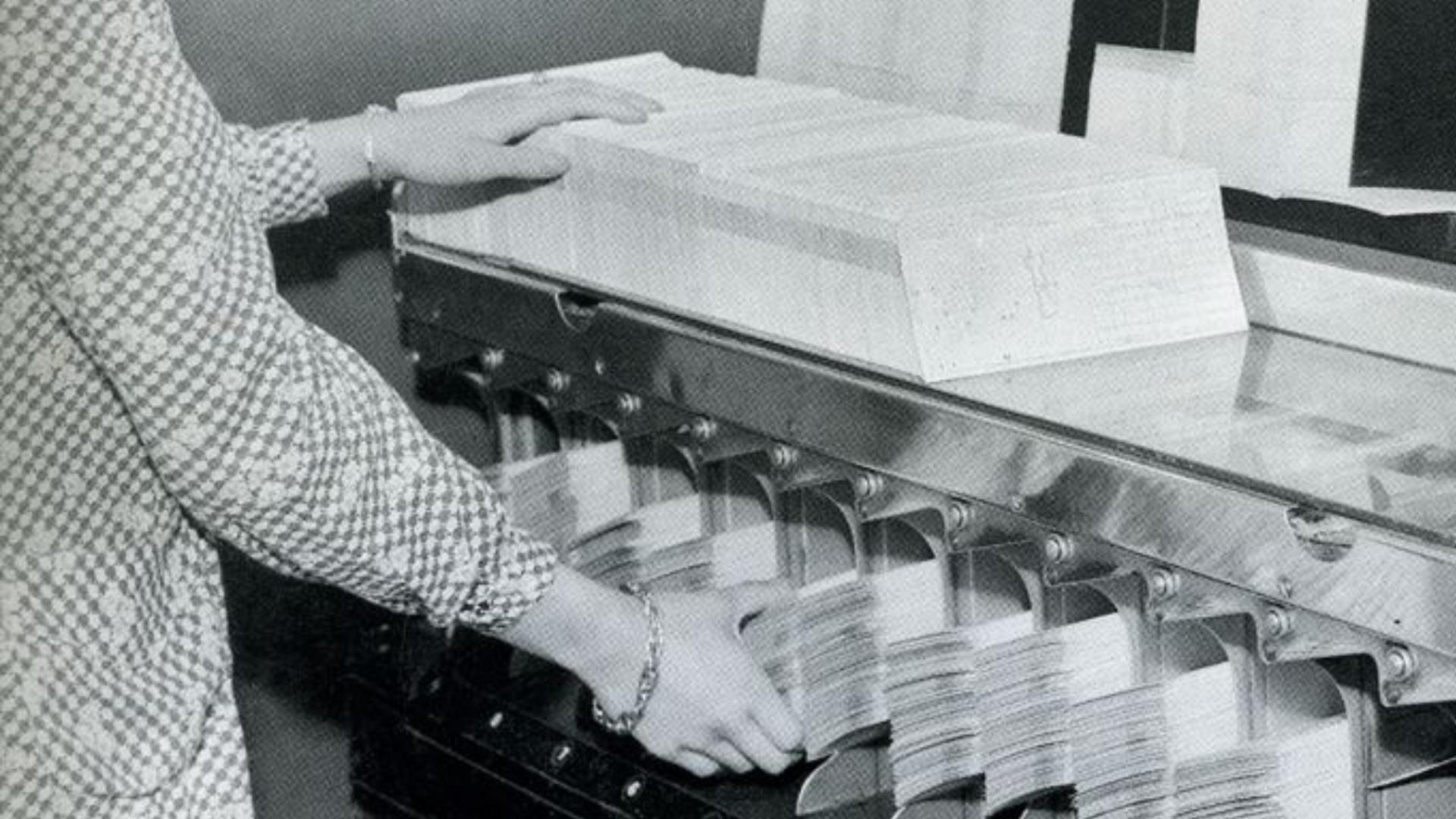 El inicio del proceso de automatización de los sistemas (Foto: bbva.com)