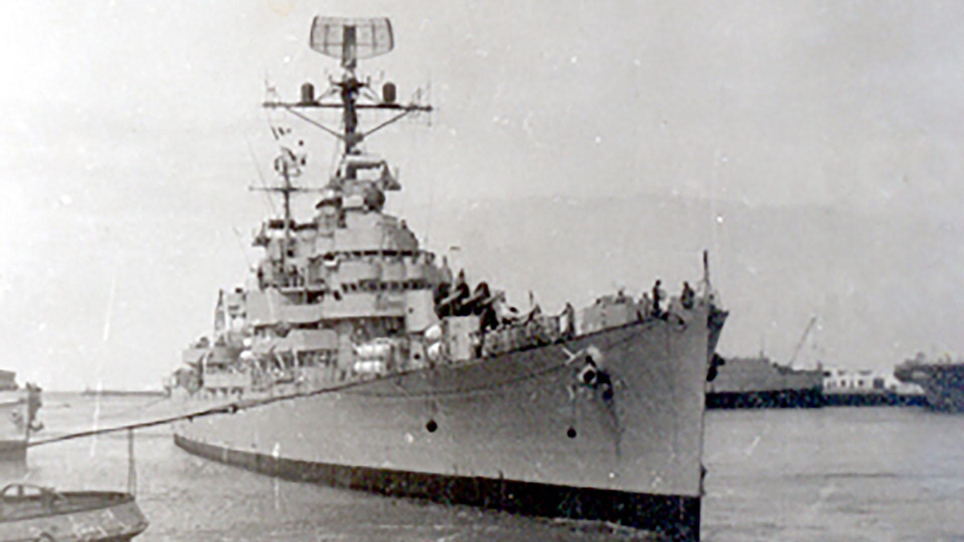 Infografía ARA General Belgrano