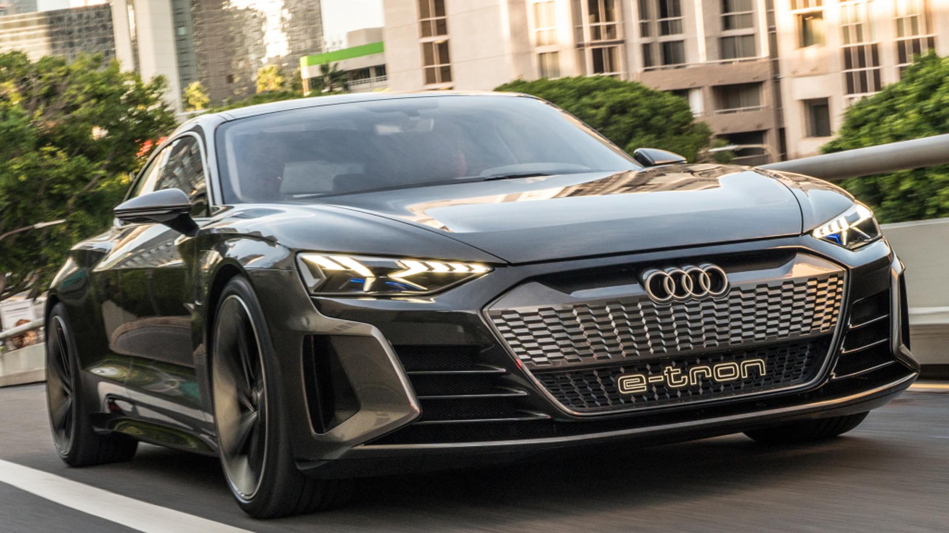 Ecológico Y 100 Eléctrico Así Es El Audi Ecológico Que
