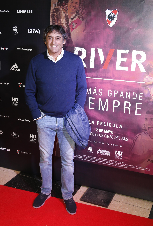 Francescoli prestó su testimonio para la película: recordó su etapa como entrenador y también habló sobre lo que vivió en su rol como manager